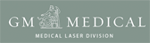 GM Medical Lasers Logo